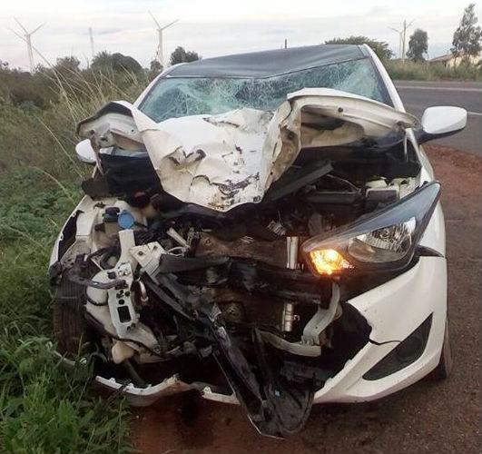 Veículo envolvido no acidente (Crédito: Piauiemfoco)