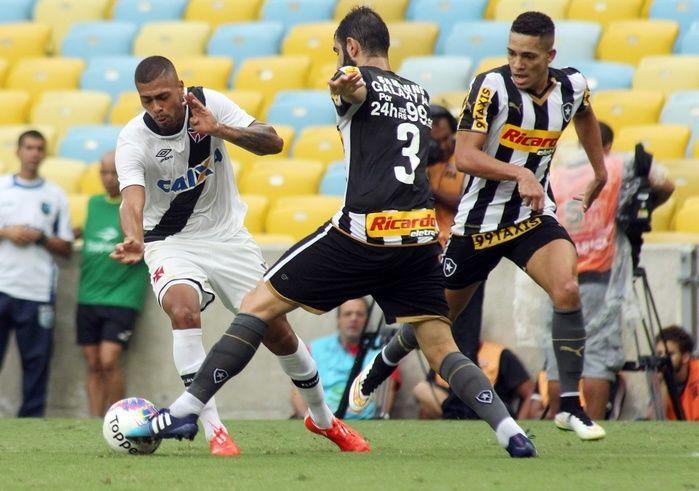 Clássico entre Vasco e Botafogo acontece no domingo (Crédito: Reprodução)