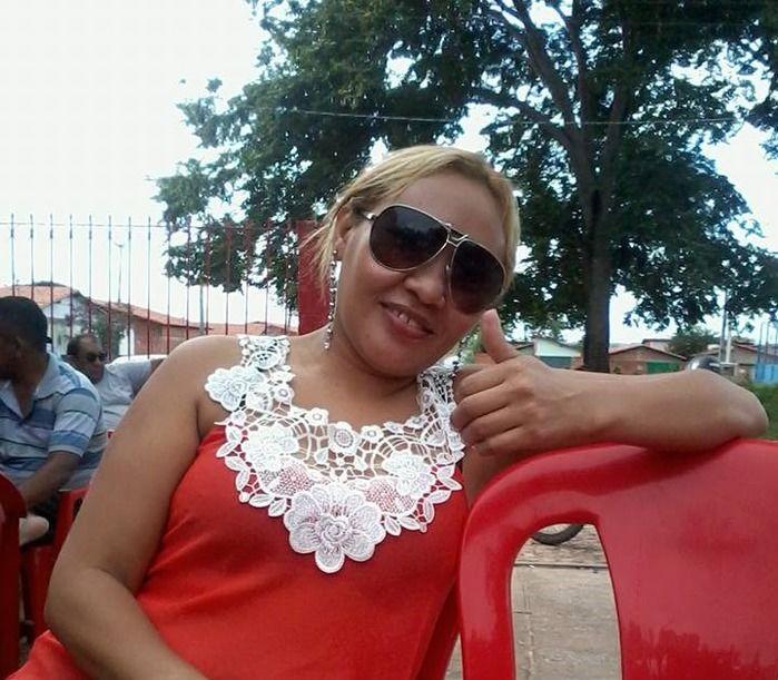 Joelma da Silva, ganhadora da última rodada do Ligabet (Crédito: Reprodução)