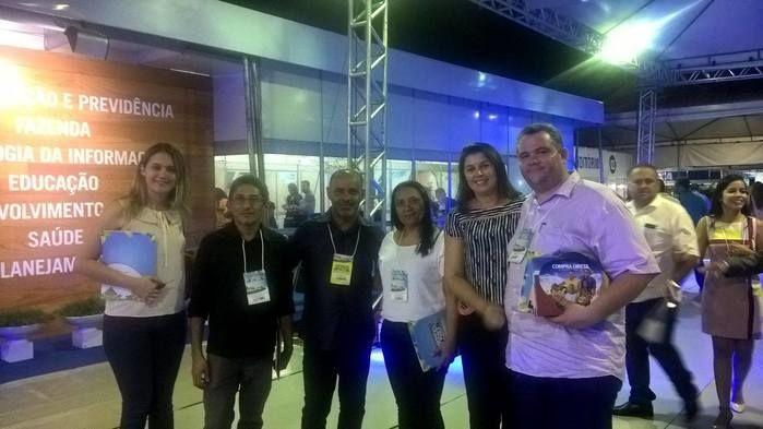 Prefeito e secretários de Lagoa Alegre participam de Congresso  - Imagem 2