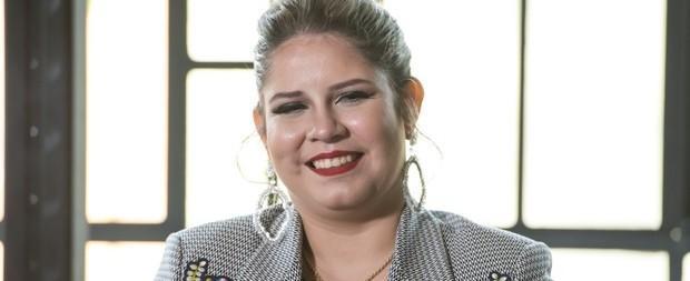 Marilia Mendonça lança DVD e diz que sonha em gravar com Alcione