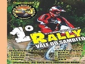 1º Rally do Vale do Sambito será dia 19 março em Valença