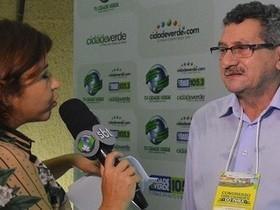 Prefeito Alvimar Martins participa do 1º Congresso das Cidades