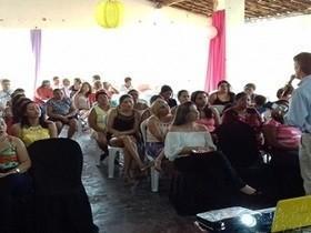 Secretaria de Assistência Social realiza homenagem para as mulheres