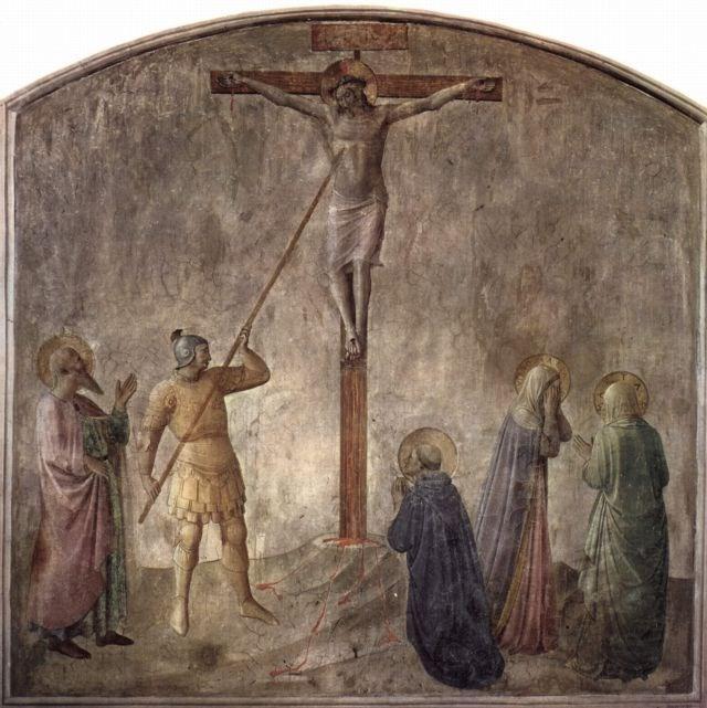 Longinus teria sido um dos primeiros a reconhecer Jesus Cristo como filho de Deus (Crédito: Reprodução)