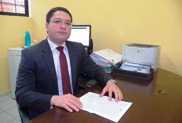 Juiz  Dr. Thiago Coutinho de Oliveira (Crédito: Barras Virtual)