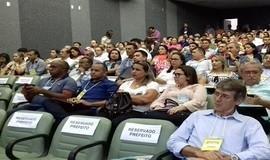 Prefeito Valmir Barbosa, e equipe buscam parcerias no Congresso