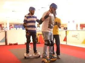 Primeira pista de hoverboard do Piauí chega no Shopping Rio Poty