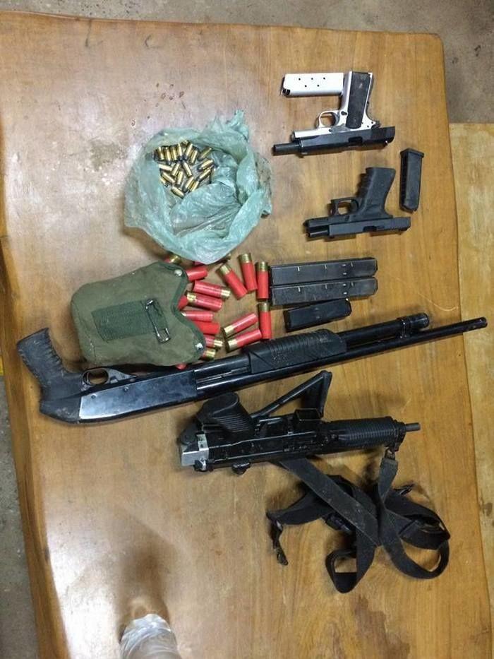 Polícia prende quadrilha fortemente armada em Timon