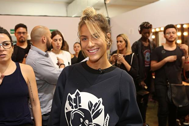 Giovanna Ewbank revela ter colocado silicone nos seios