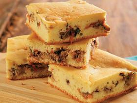 Aprenda a fazer uma deliciosa Torta de sardinha