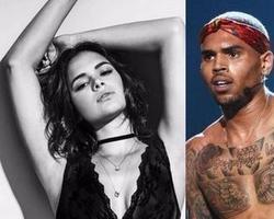 Neymar manda recado para Chris Brown após cantor seguir Marquezine