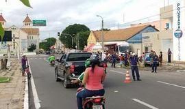 SUTRAN e PM realizam blitz no interior do Piauí