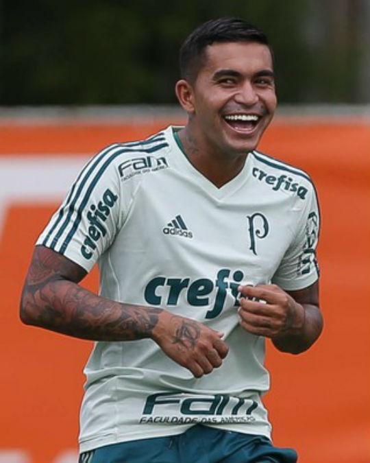 Dudu foi convocado para Seleção Brasileira