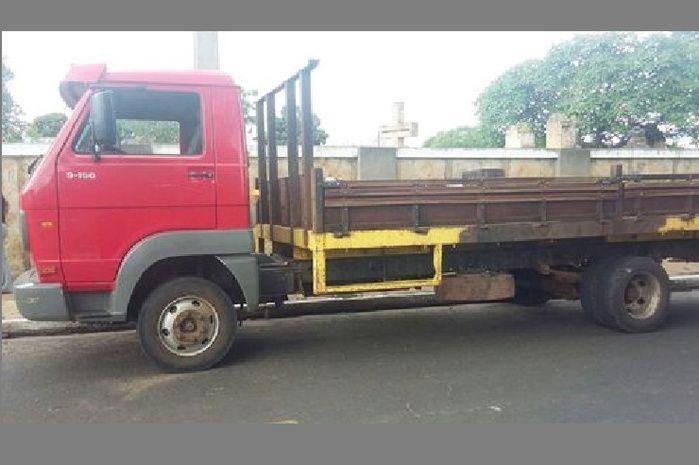 Homem é preso em Castelo do Piauí com caminhão roubado