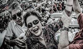 'Eles peçam a Deus para eu não ser candidato', afirma Lula