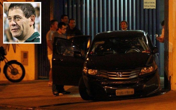 Moacir Bianchi foi encontrado morto com 22 perfurações de bala