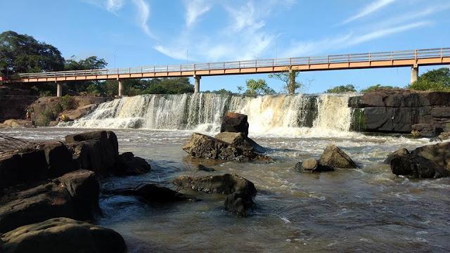 Cachoeira do Urubu, um paraíso no norte do Piauí está exuberante - Imagem 5
