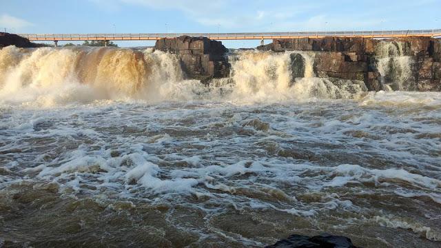 Cachoeira do Urubu, um paraíso no norte do Piauí está exuberante - Imagem 4