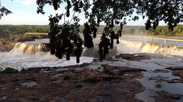 Cachoeira do Urubu, um paraíso no norte do Piauí está exuberante - Imagem 3