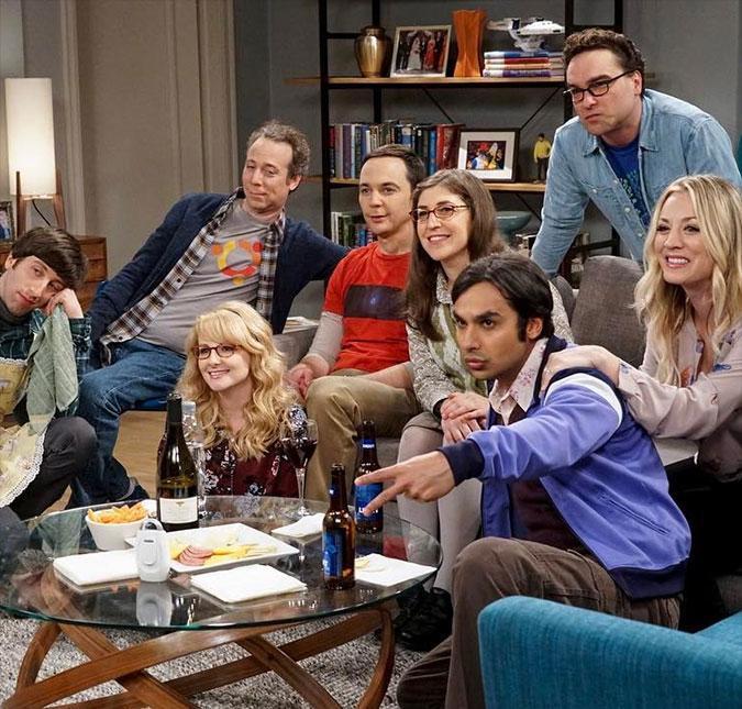 Elenco de The Big Bang Theory (Crédito: Reprodução)