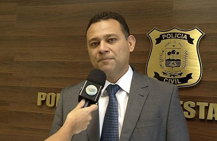 Delegado-geral Riedel Batista