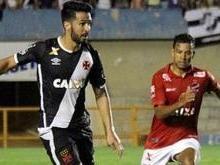 Copa do Brasil: Wagner marca no fim e Vasco elimina o Vila Nova