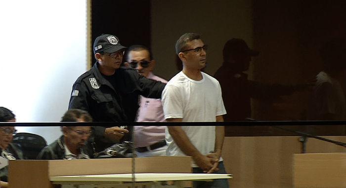 Alexandre dos Santos Gomes, acusado do crime (Crédito: Reprodução)