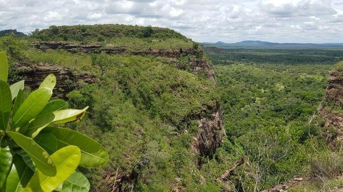 Serra do Santo Antonio (Crédito: Divulgação)