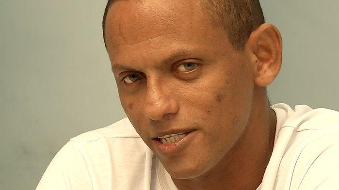Rodrigo Fernando, irmão do goleiro Bruno (Crédito: Reprodução)