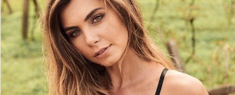 Filha de Datena aparece sensual na capa da revista Playboy