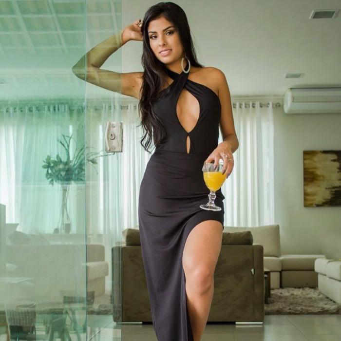 Ex-BBB Munik ganha R$ 150 mil por mês com propaganda em rede social