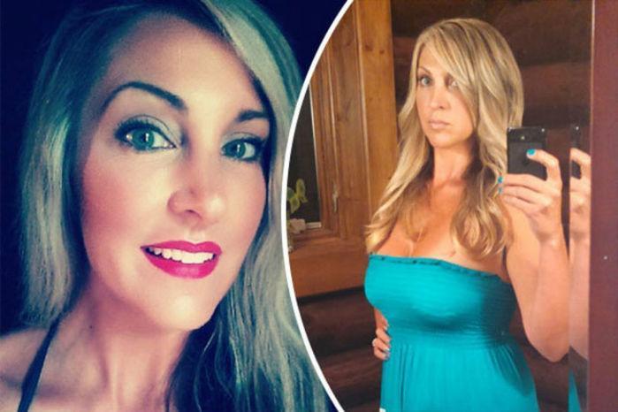 Brooke Lajiness, 38 anos, foi denunciada à polícia por ter feito sexo com garoto de 14 anos