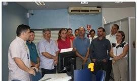 Banco do Brasil de Inhuma reabriu nesta segunda-feira