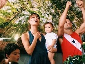 Sophie Charlotte e Daniel de Oliveira celebram aniversário de Otto