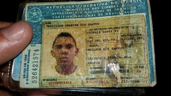 Iranilson Pereira (Crédito: Reprodução/PM)