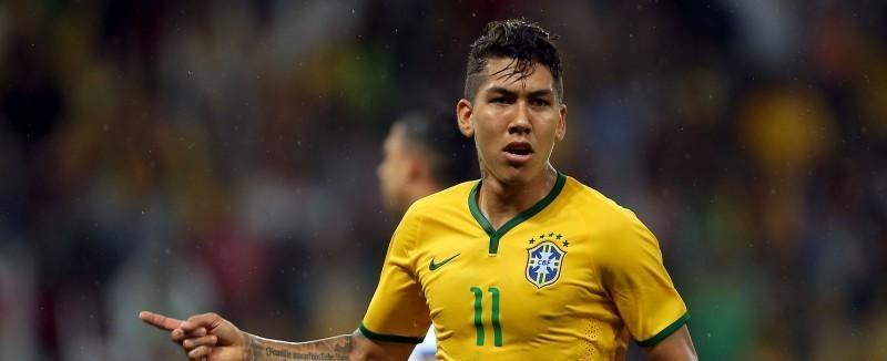 Firmino vai substituir Gabriel Jesus no Brasil contra o Uruguai