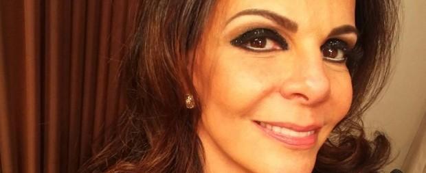 Namorando, Sula Miranda revela que não faz sexo há 10 anos