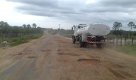 Rodovia que liga a cidade de Massapê à Jaicós está intrafegável
