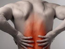 Dor na coluna:veja como identificar o problema através dos sintomas