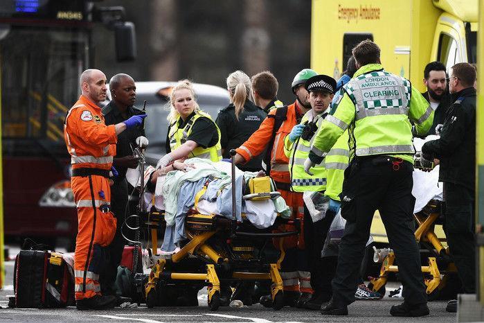 Atentado deixou 4 mortos em Londres