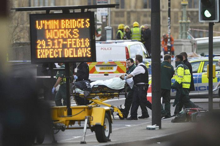 Atentado em Londres