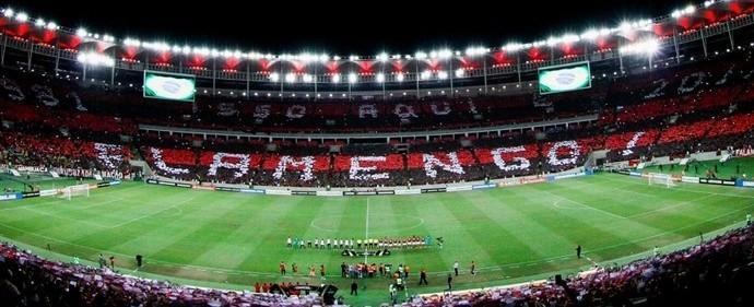 Flamengo confirma Maracanã como palco de jogo contra Atlético-PR