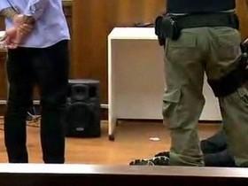 Corintiano desmaia ao ouvir pena por morte de palmeirense; vídeo