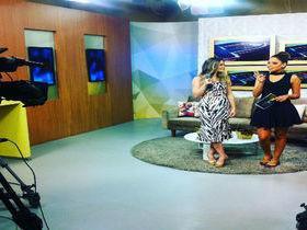 Moema Bartira fala sobre sua carreira no Supertop