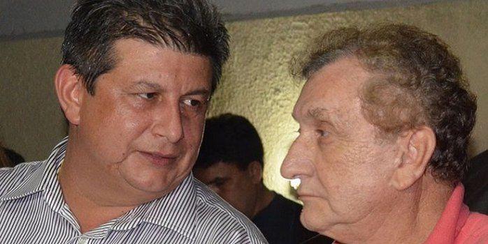 Ex-governador Zé Filho e Mão Santa (Crédito: Reprodução/Piauí Hoje)