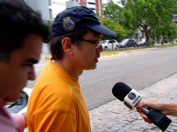 Servidor do MP se apresentou no sábado e ficou preso
