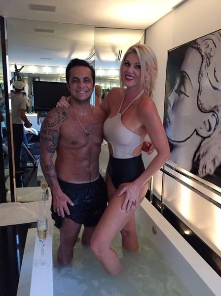 Thammy confessa para Val Marchiori que pegaria Ana Maria Braga