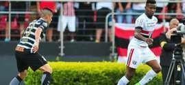 Em jogo tenso, São Paulo e Corinthians empatam no Morumbi