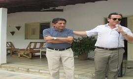 Presidente Nacional da FUNASA Visitou a Cidade de Ipiranga